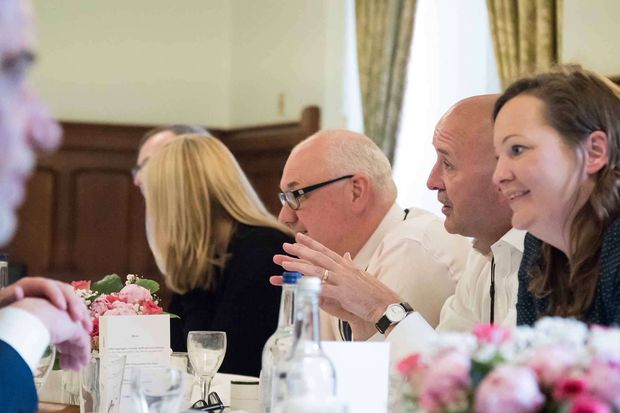 TROY group hosted roundtable at House of Commons