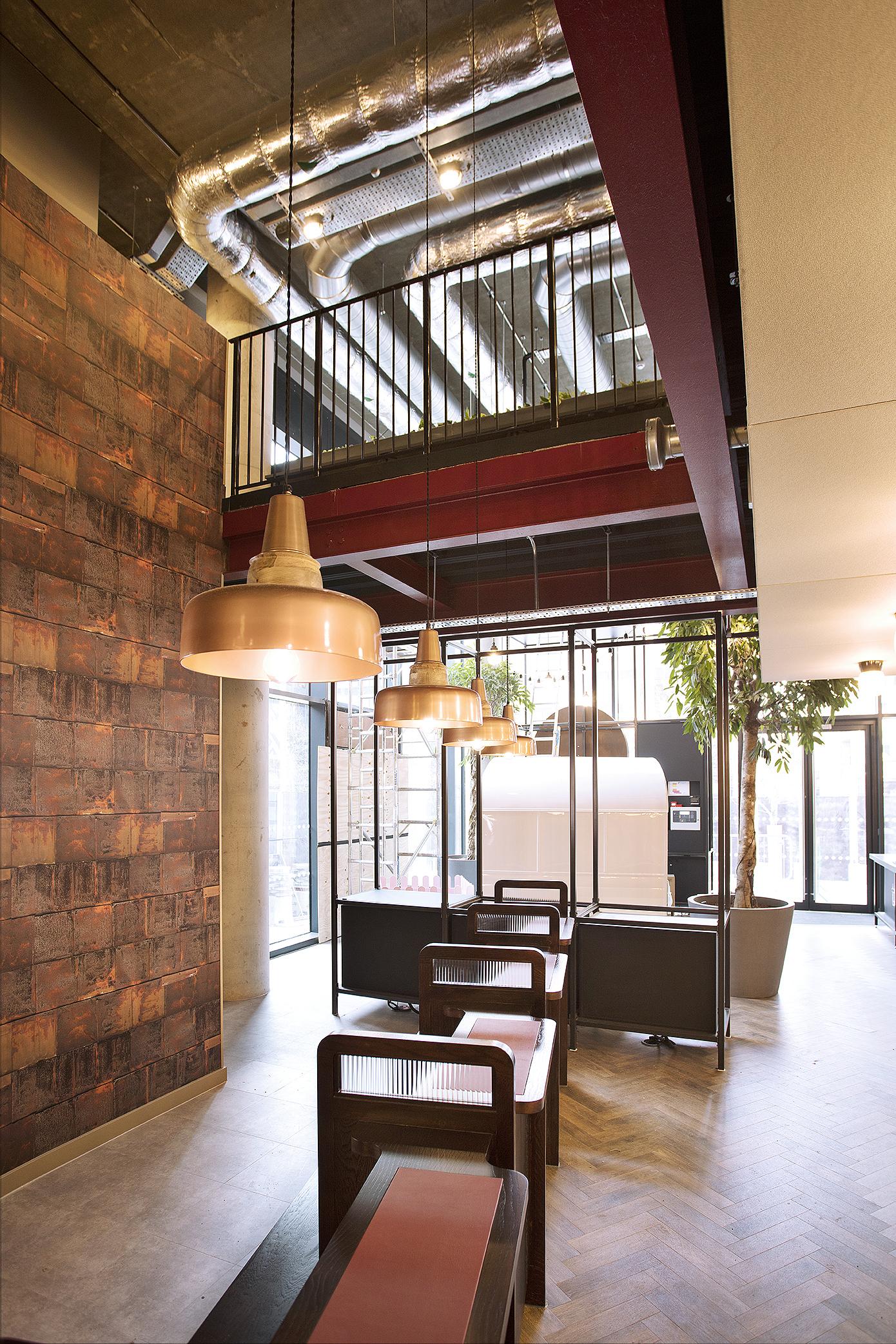 Tipi London - refurbished marketing suite